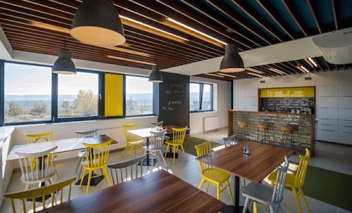 Az irodaépületek és a hatékonyság